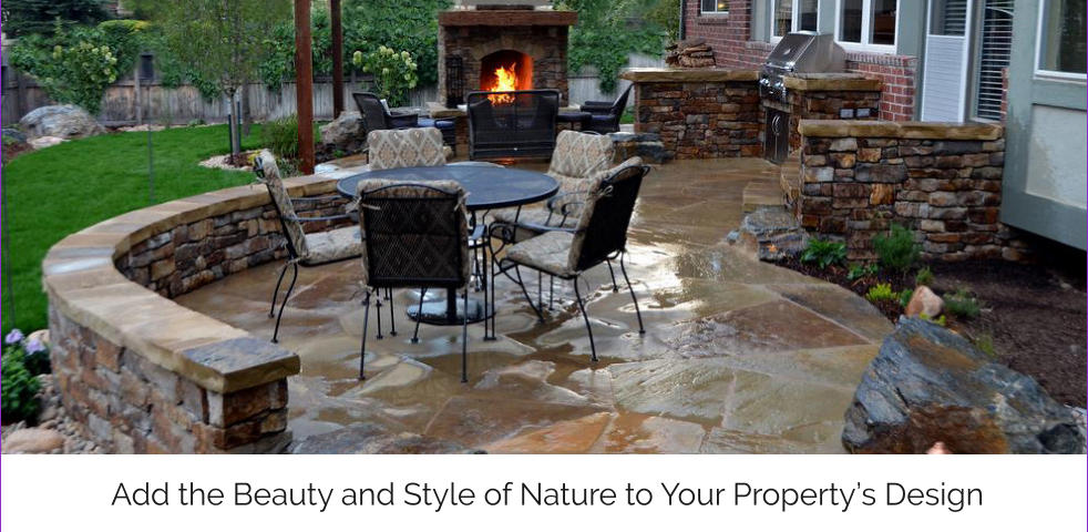 Add the Beauty and Style of Nature to Your Property's Design